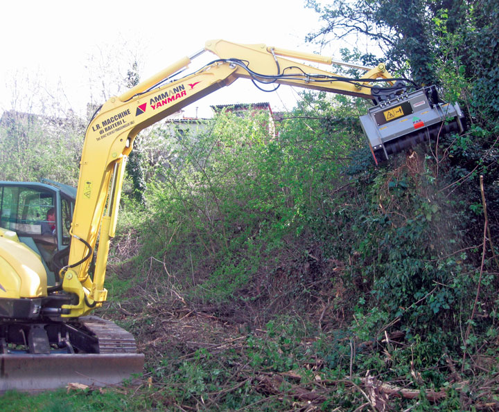 Understanding Brush Cutters and Flail Mowers for Compact Excavators