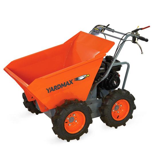 Yardmax Power Wheelbarrow