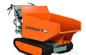 Yardmax Rolls Out New Family of Power Wheelbarrows and Trackbarrows