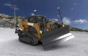 CASE at #CONEXPO: Six new mini excavators and the debut of project 'Minotaur'
