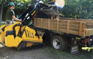 Vermeer adds to mini skid steer line with CTX100 compact utility loader