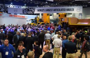 CONEXPO-CON/AGG: Day One Photo Recap of our Travels