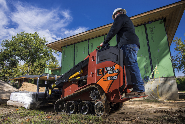 Ditch Witch SK1050