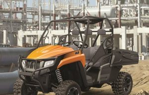 JLG Enters UTV Industry with Three- and Six-Seat Models