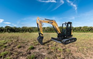 SANY announces bold new warranty, backhoe loader, excavators at #CONEXPO