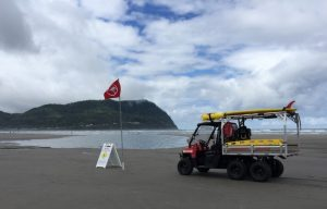 Polaris Ranger Utility Vehicle Supports Seaside Fire and Rescue