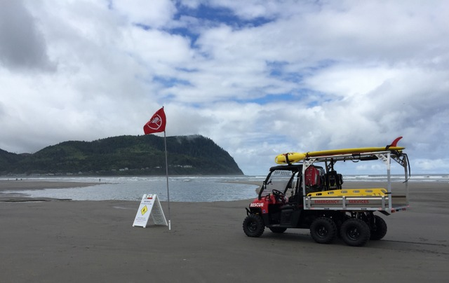 Seaside Fire & Rescue UTV