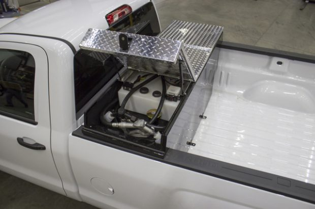 Thunder Creek Introduces Industry's First Combo Diesel/DEF Transfer Tank for Pickup Trucks