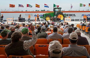 Friday WOW: $188+ million of equipment and trucks sold at Ritchie Bros.' Orlando Auction
