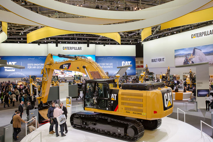 The construction site of tomorrow: bauma 2019 focuses on the digitization of the construction industry