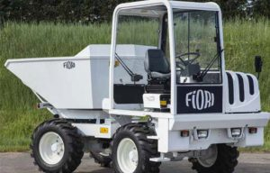 Dominion Equipment Parts Is Selling FIORI's Italian Compact Dumpers
