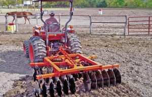 Tractor Implements: Detailing Harrows, Graders, Augers and Rakes