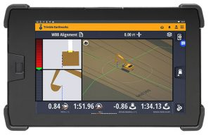 Info on Trimble's next generation of grade control for excavators and dozers at #CONEXPO