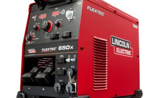 Lincoln Electric Expands Line of CrossLinc-Equipped Flextec Welders