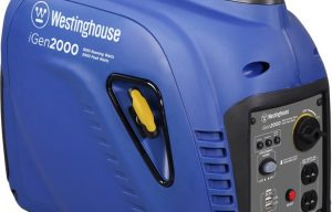 MWE Introduces New Line of Westinghouse Portable Generators