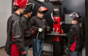 Lincoln Electric Joins Forces with Tooling U-SME to Strengthen U/LINC Welding Curriculum Platform