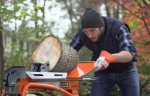 Chopping Block: Slicing Up Options and Insights for Buying a Log Splitter