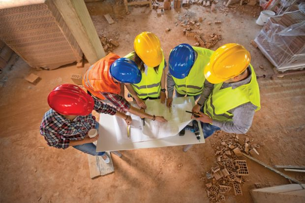 Nonresidential Construction Employment Rises in January, Says ABC