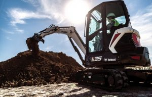 Friday Fun: Dig this new video on Bobcat's R-Series compact excavators