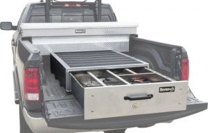 Buyers Products Introduces Slide Out Truck Bed Box Line