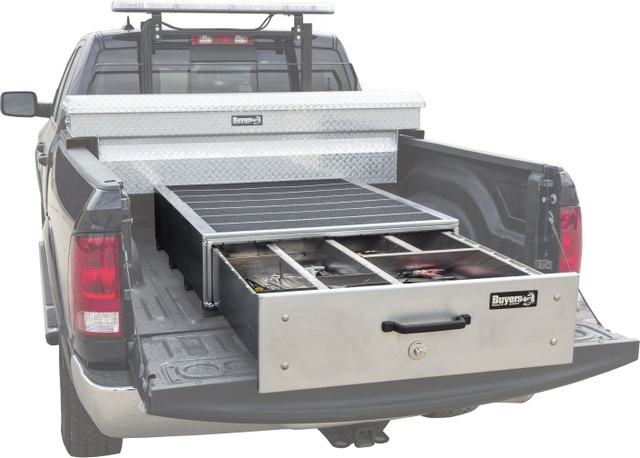 Buyers Slide Out Truck Bed Box