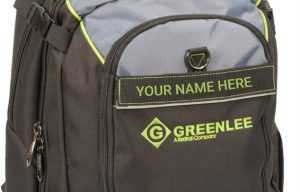 Greenlee Introduces Next Generation Line of Tool Bags