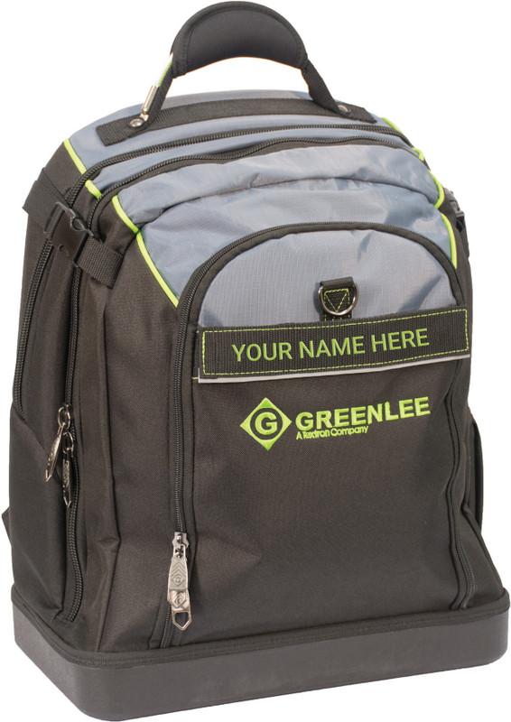 Greenlee Professional Backpack-001