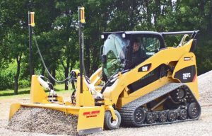 Economy Grade Control Systems for Your Compact Track Loader