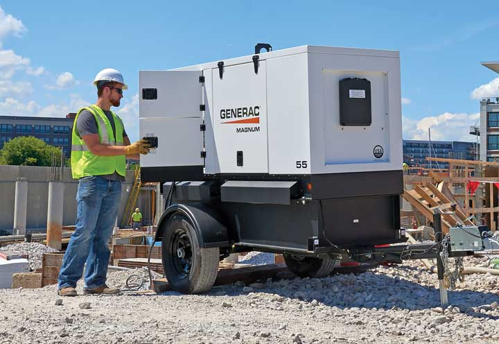 Generac Mobile introduces new connection system for external diesel