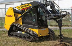 New Holland Construction Adds C234 to Compact Track Loader Lineup