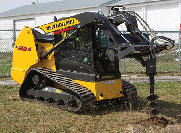 New Holland C234
