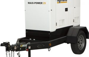 Allmand Bros. Expands into the Mobile Generator Market