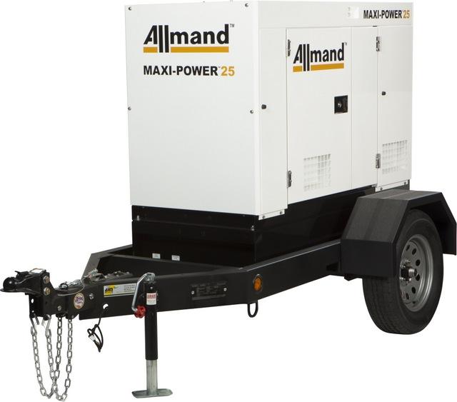 Allmand Maxi-Power 25 LF