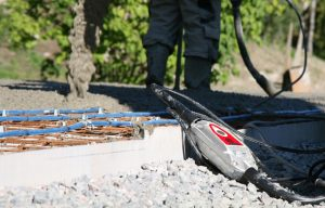 Chicago Pneumatic Introduces Electronic Pokers to Concrete Lineup