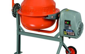 Yardmax Launches New Line of Concrete Mixers