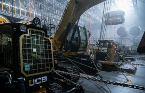 Friday Fun: JCB Machines Featured in New Alien: Covenant Film (Released Today!)
