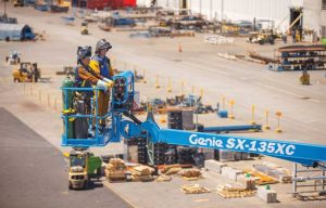 RAISING SAFETY AWARENESS IN THE AERIAL ACCESS INDUSTRY, GENIE PROVIDES DETAILS ON STANDARDS CHANGES