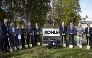 Kohler Power Partners with Habitat for Humanity