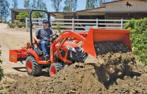 My Tractor's Techy: Utility Tractors Continue to Evolve via Implements, Transmissions and Cabs