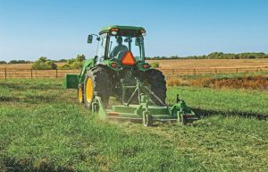 Mow Options: From Finish to Rotary, We Run Down Mower Options for Utility Tractors