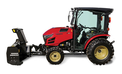 Yanmar America'S Front Hitch Kit for Tractors