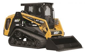 ASV's RT-120 Is the Most Powerful Compact Track Loader in the Industry