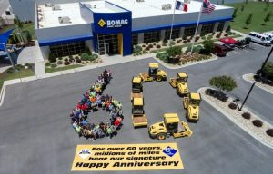 60 Years of Bomag: The Success Story From the Compaction Expert
