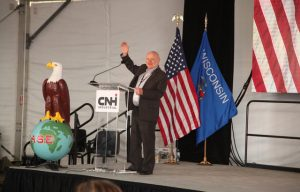 Case Celebrates 175th Birthday with Employees, Dignitaries and Case Family Members