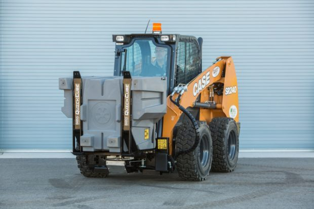 BOSS Introduces a Revolutionary Ice Management System for Skid Steers