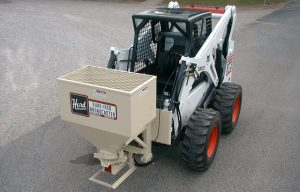 Get a Load of these HERD Sand, Salt and Mixture Spreaders from Kasco