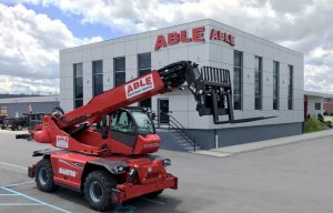 Manitou Welcomes Able Equipment to the Manitou Americas Dealer Network