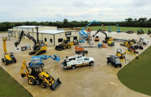 H&E Equipment Services Opens New Branch in Beaumont, Texas