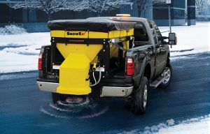 SnowEx Introduces New V-Maxx G2 Hopper Spreaders