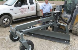 Illinois-Based Excavating and Trucking Company Capitalizes on Worksaver Attachments